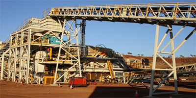 Carina Iron Ore Project / Yilgard Iron Ore Project