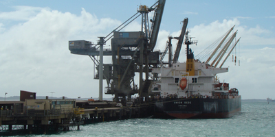 Kwinana Bulk Terminal (KBT) Ship Loader